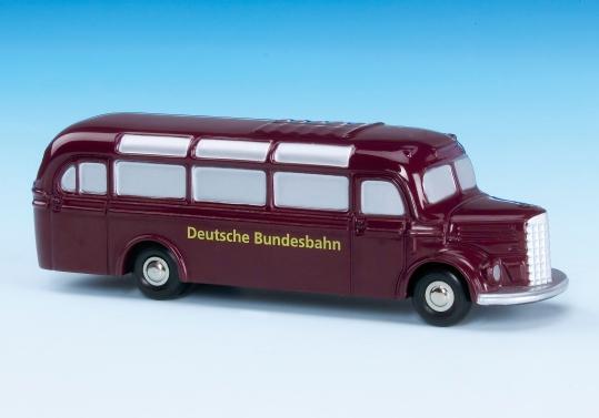 Schuco mercedes benz o 3500 deutsche bundesbahn for Mercedes benz 3500